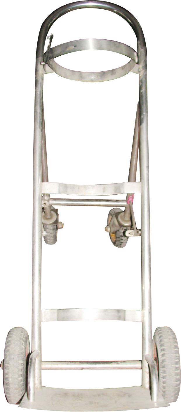 Thiết bị y tế - Inox y tế Xe chở bình oxy